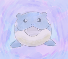 Chubby Spheal by Tierrin