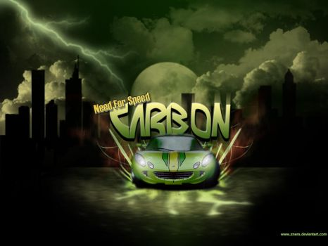 NFS Carbon by zners