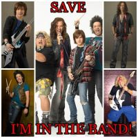 SAVE_IM_IN_THE_BAND by Eponinepetrelli