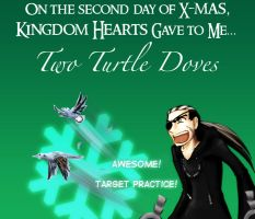 On the Second Day of X-Mas... by terriblenerd