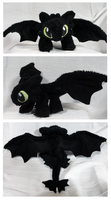 Baby Nightfury by Cryptic-Enigma