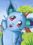 ACEO #030 - Nido-chan by Elythe
