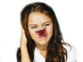 Miley Cyrus PNG by gabytagabyta