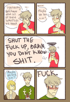 Another JeanMarco Comic by Zee-The-Geek
