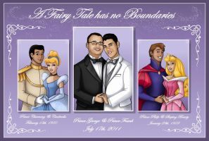 fairy tale wedding -commission by nightwing1975