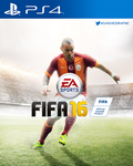 FIFA 16 - PS4 - Wesley Sneijder by SanchezGraphic
