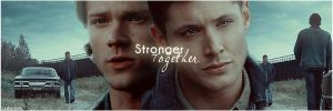 Stronger Together by xloz91x
