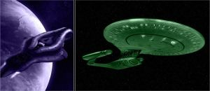 The Shade and the Enterprise by Ghostwalker2061
