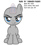 MLP Base: Heard you stole my toy by DashieBases