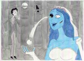The Corpse Bride by EmperorNortonII