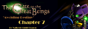 GTTGB - Avoiding Destiny - Chapter 7 by JarODragon