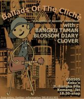 Ballads Of The Cliche 's Gig by sampratot
