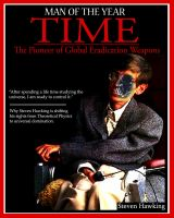 Time's Man of the Year by silentplague