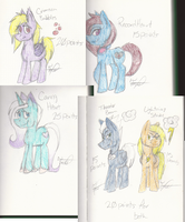 More Adopts 5/5 OPEN by DannysUniverse