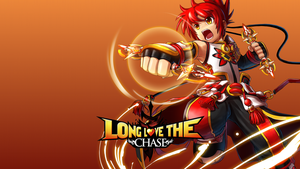 Jin - Grand Chase (Wallpaper LongLoveTheChase) by Sr-Fadel