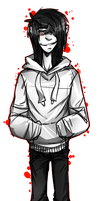 Jeff The Killer by BlasticHeart