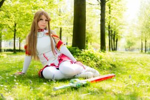 Asuna Cosplay by HeavenAndSky