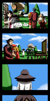 Megaman Legends Page 9 by dklproductions