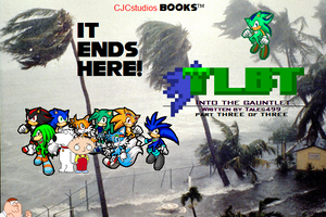 TLBT Into the Gauntlet Part THREE cover by Tales499