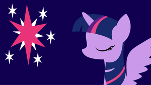 Princess Twilight Sparkle Wallpaper by destroyer735