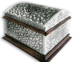 ARABIC CHEST 2 - COMPLETE. by arteymetal
