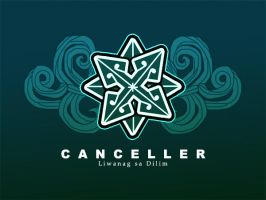 Canceller Faction Logo by sadstarsoldiers