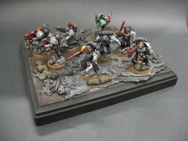 40K Deathwatch KillTeam by Budsky
