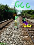 Ace and Snake for photography by DarkRoseDiamond123