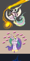 I SPAM THY WITH PONIES by Rets