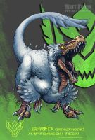 Raptoricon - Shred beast mode by KaijuSamurai
