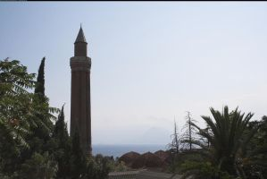 Minaret by enframed