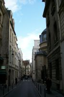 A street of Paris by DrakseidFM