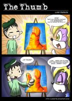 The thumb- Strip by Linker96
