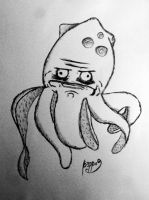 Me Gusta Octopus by P5YD3X