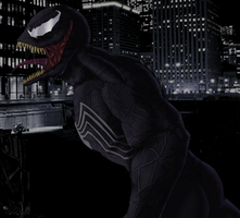 Venom--Spider-Man 3 by Green-Mamba