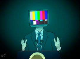Television Rules The Nation - Daft Punk by Alejoari