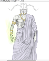 Hades WIP by Arrancarfighter