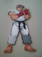 Ryu from Street Fighter Alpha 3 by berserkboy666