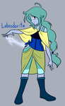 Labradorite by Princess-Hanners