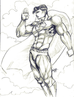 Superman by Raito-kuN-7