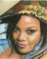 Rihanna by pErs