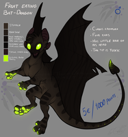 DRAGON ADOPT #1 SOLD by GoldenTigerDragon