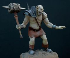 Hamish the Ogre by TimBakerFX