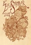 Smembar - Wine Label by DenisM79
