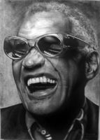 Ray Charles by Polonx