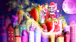 Merry Christmas! by Nariette