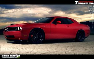 Dodge Challanger by CypoDesign