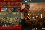 Rome: Total War [DVD Cover] by DonKazim