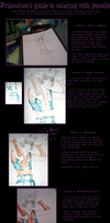 guide to coloring with prismas by prismchan