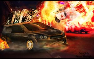 Chevrolet Sonic by todeom